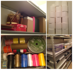Christina Frederick Blog Organized Hallway Closet Part 2