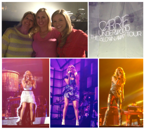 carrie underwood concert houston texas. christina frederick blog